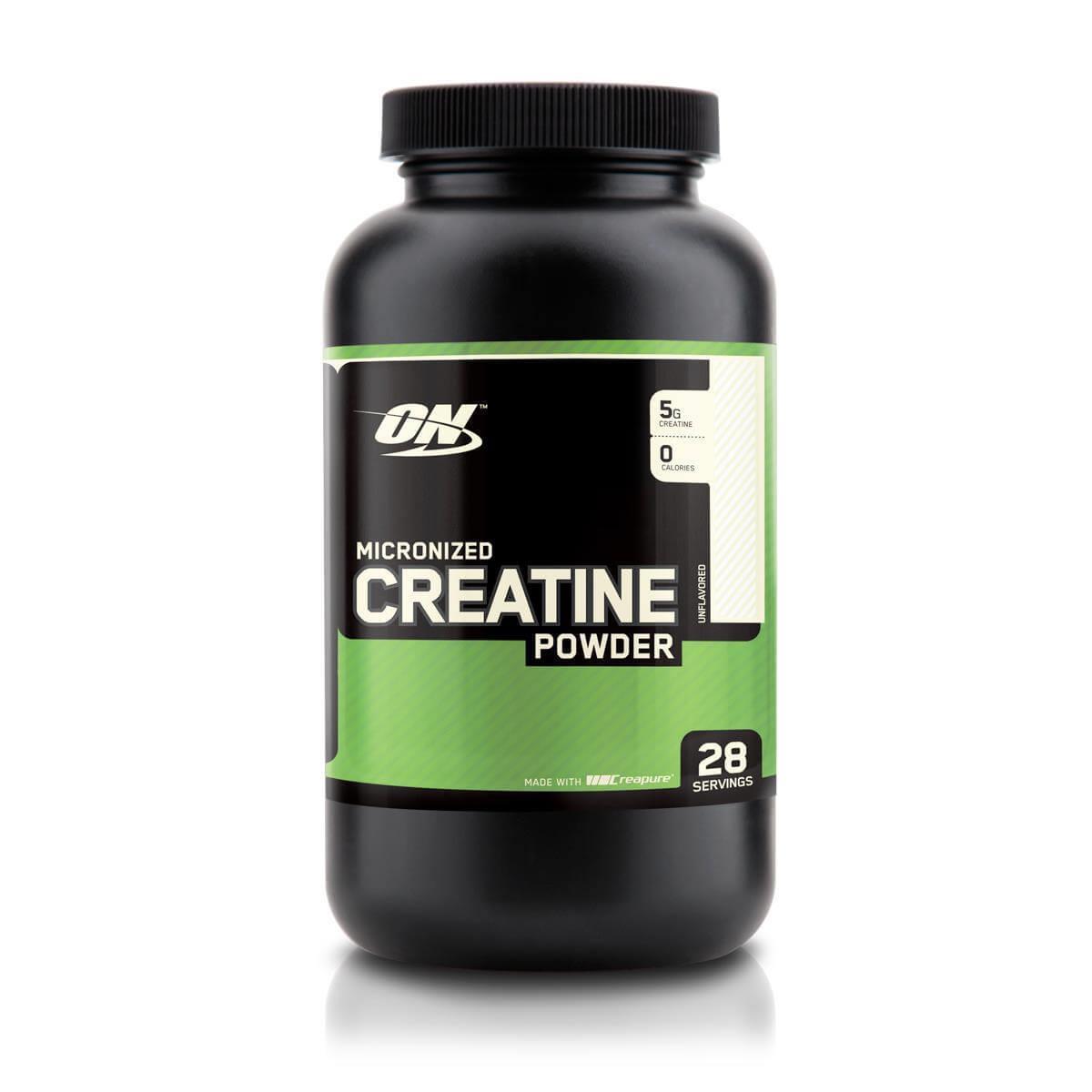 fa30a9d53 CREATINA CREAPURE EM PÓ - Optimum Nutrition