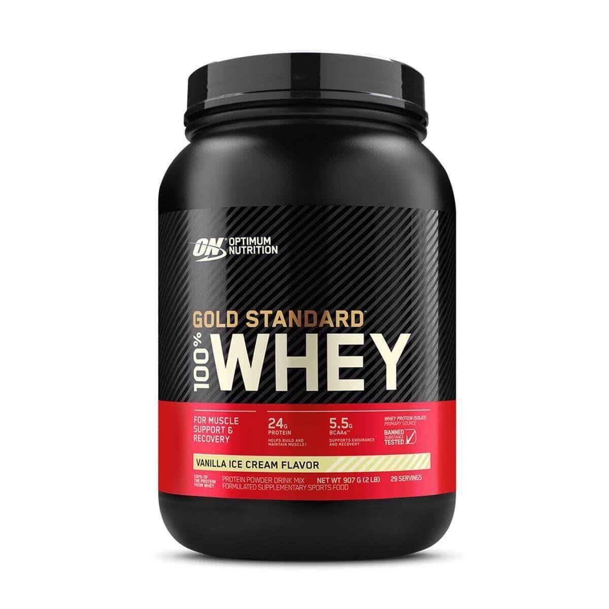 3639c5411 100% WHEY GOLD STANDARD - Optimum Nutrition