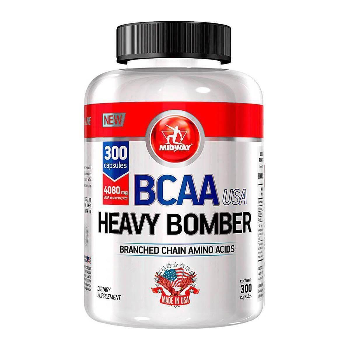 db3384b65 BCAA HEAVY BOMBER - MidWay