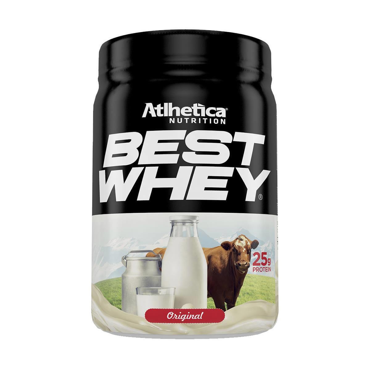 BEST WHEY (450g) - Atlhetica Nutrition