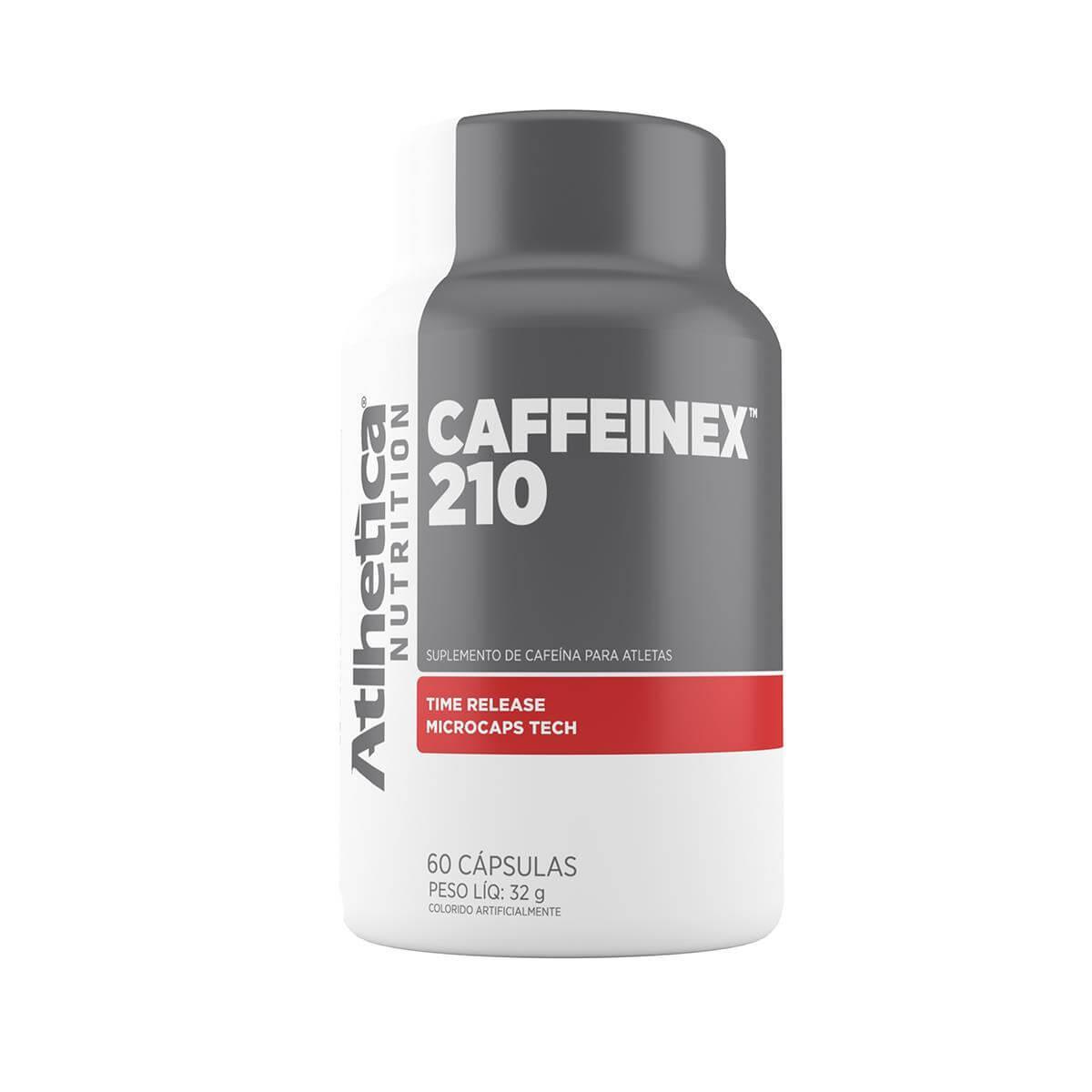 CAFFEINEX (60 Caps) - Atlhetica Nutrition