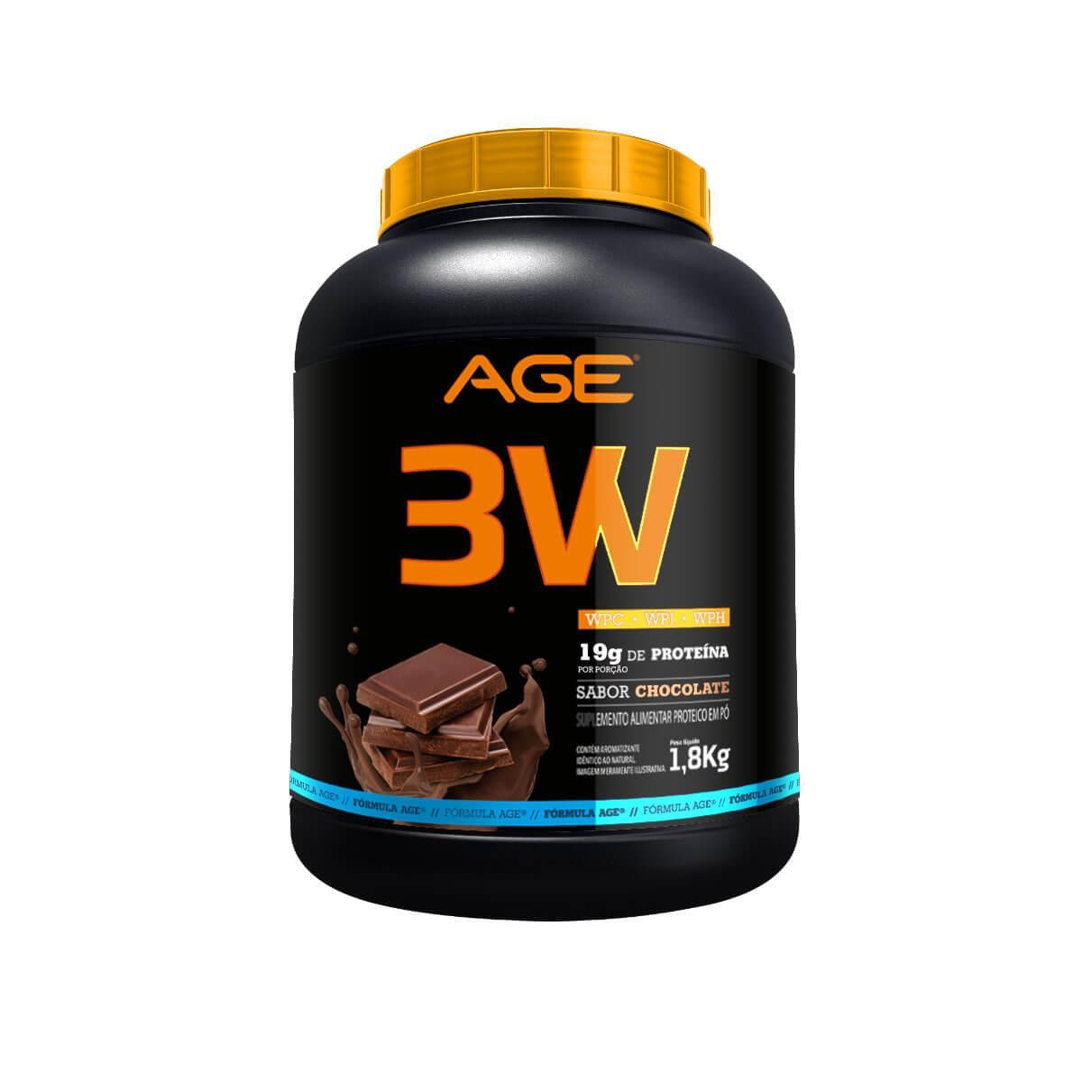 3W AGE (1,8Kg) - Chocolate - AGE