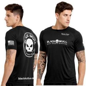 CAMISETA BLACK SKULL ALGODÃO - Black Skull  3c2c11b6584